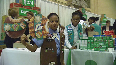 Girl Scouts Debut New 'Lemon-Ups' Cookie