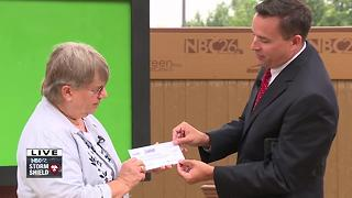 3 Degree Guarantee: Check presentation to Community Pantry of Pulaski - Video