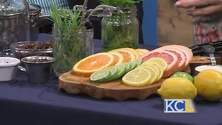 Mixology lesson from Boozy Botanicals - Video