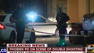 Shooting in North Phoenix leaves 2 in critical condition - Video