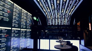 There's a Stock Market-Themed Cocktail Bar in Hong Kong - Video
