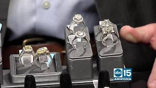 The Gold Guy says don't over pay for that diamond engagement ring - Video