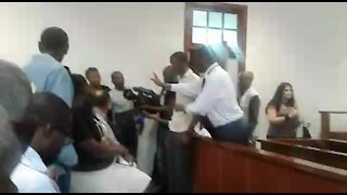 UPDATE 1 - Chaos erupts at Brits court during Majakaneng farm murder bail hearing (iWg)