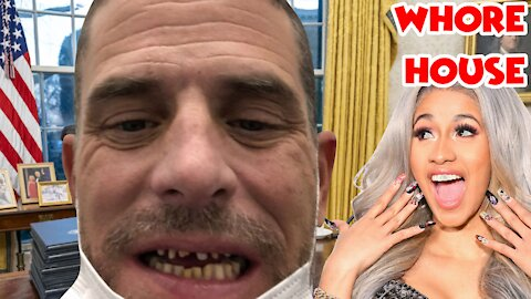 Good News - Hunter Biden Foot Job Was From Hooker & Not His Niece!