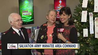 Positively Tampa Bay: Angel Tree Manatee - Video