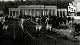 Olympics turn 125: See the Games' early years