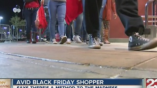 Black Friday frenzy gets started early - Video