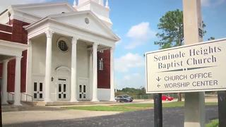 Tampa church protecting members after murders | Digital Short - Video