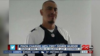 Arrest made in death of man found in Caliente