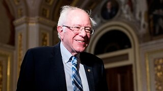 Bernie Sanders passed Joe Biden in popular betting poll