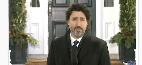 Justin 2 faced Trudeau on 1 single protest vs 6 months of riots including the white house, WOW,