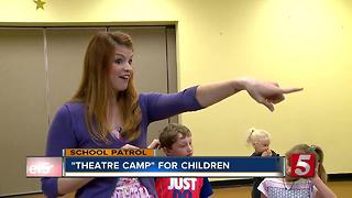 School Patrol: Children Theater Camp - Video