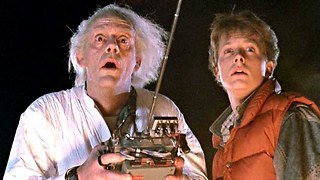 Back To The Future | Cinema Secrets - Video