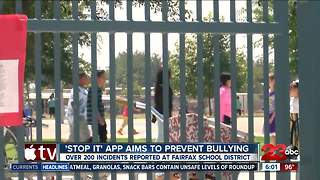 App aims to prevent bullying