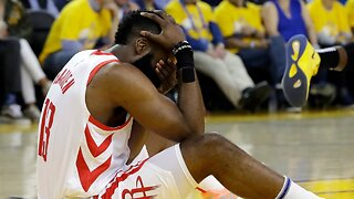 Steph Curry And James Harden Face Injuries In Game 2