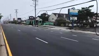 Isaias causes damage between 123rd and 122nd streets in Ocean City