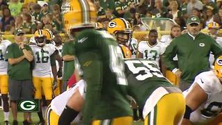 One more day until Packers Family Night fun - Video