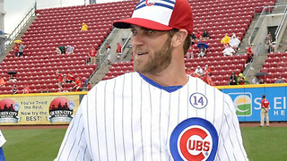 Bryce Harper to the Cubs a DONE DEAL!!? - Video