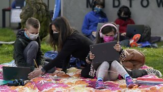 San Francisco Parents Call For School To Reopen
