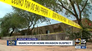 Homeowner shoots and kills intruder in Apache Junction, another suspect at large
