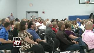 Williamston community discusses proposed transgender policy for schools - Video