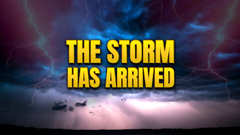 The Storm Has Arrived | You'll Find Out