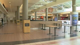 Mayfair Mall reopens with limited businesses and safety changes