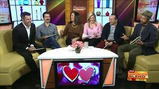 Talking Valentine's Day with a Panel of Guys - Video