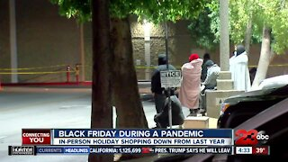 Black Friday in Bakersfield during a pandemic