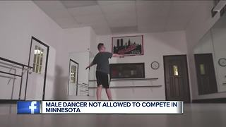 Group wants Wisconsin boy allowed to dance in Minnesota - Video
