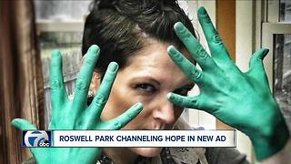 Roswell Park channels hope during Super Bowl - Video