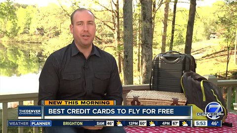Best credit cards to get free flights