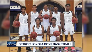 WXYZ Senior Salutes: Detroit Loyola High School basketball