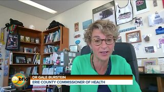 ERIE COUNTY HEALTH COMMISSIONER TALKS ABOUT WEST NILE VIRUS