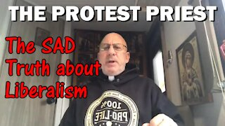 The SAD TRUTH about Liberalism | Fr. Imbarrato Live - Tue, Mar. 2, 2021