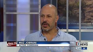 Maz Jobrani makes Las Vegas debut - Video