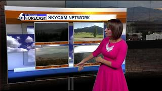 Sunny, beautiful for the next couple of days - Video