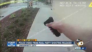 Body cam video released from UTC shooting - Video