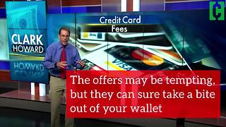 Watch out for high fees on rewards credit cards! - Video