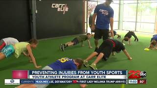 Preventing youth sports injuries