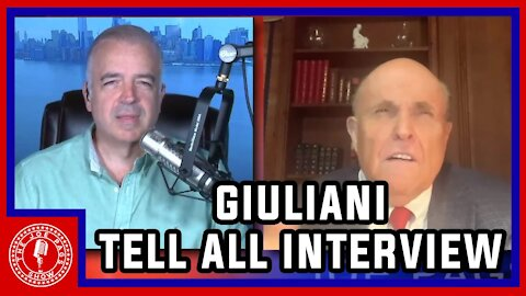 Rudy Giuliani Gives a Status Update on ALL Things Reported About Him