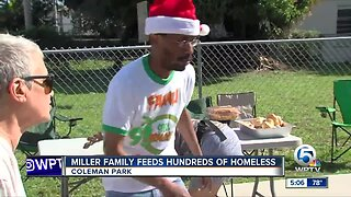 Family tradition: Feeding hundreds of homeless on Christmas