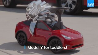 Model Y for toddlers!