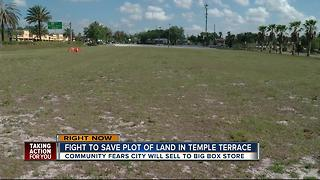 Temple Terrace pushing city to create downtown - Video