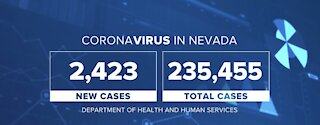 COVID-19 in Nevada| Jan. 5 update