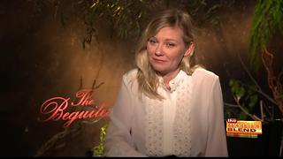 Hollywood Happenings: Kirsten Dunst talks the civil war movie, The Beguiled - Video