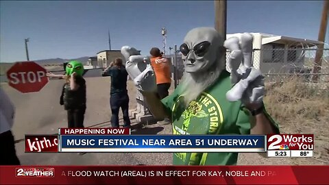 Storming Area 51 Event