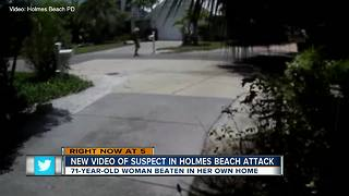 Holmes Beach Police release images of home invasion suspect - Video