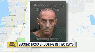 Deputy-involved shooting under investigation in Hillsborough County - Video