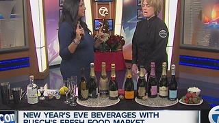 New Year's Eve beverages with Busch's Fresh Food Market - Video